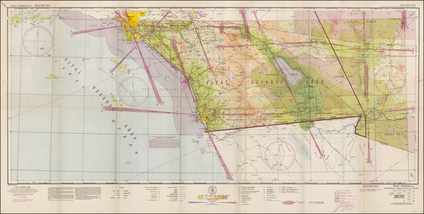 24-California Map By U.S. Coast & Geodetic Survey