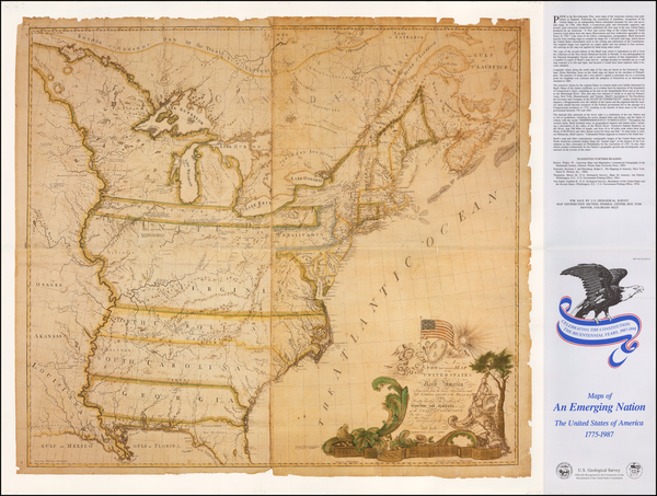 65-United States Map By