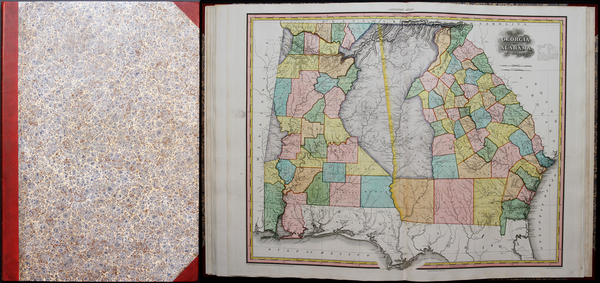 22-Atlases Map By Henry Schenk Tanner