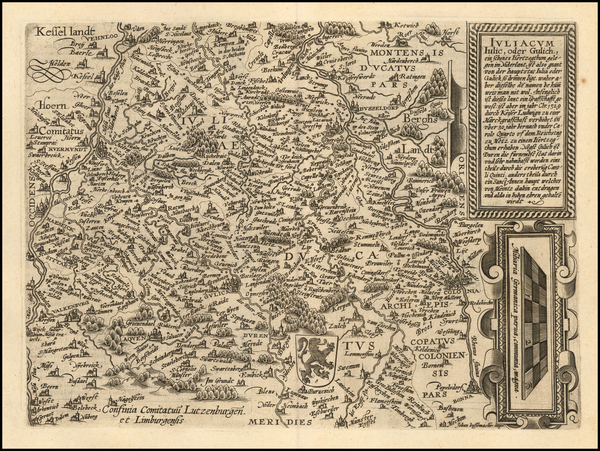 Germany Map By Matthias Quad / Janus Bussemacher