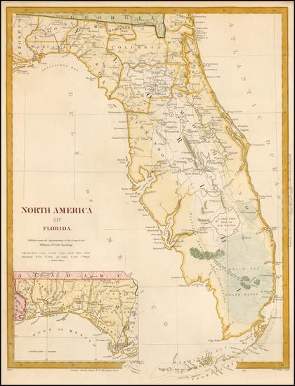 86-Florida Map By SDUK