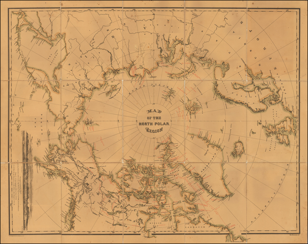 14-Polar Maps Map By William Bauman