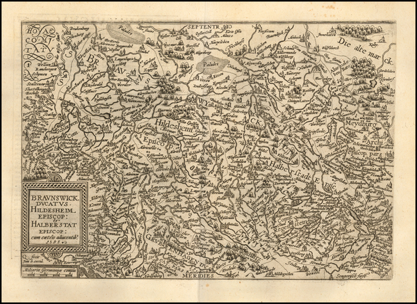 51-Germany Map By Matthias Quad / Janus Bussemacher