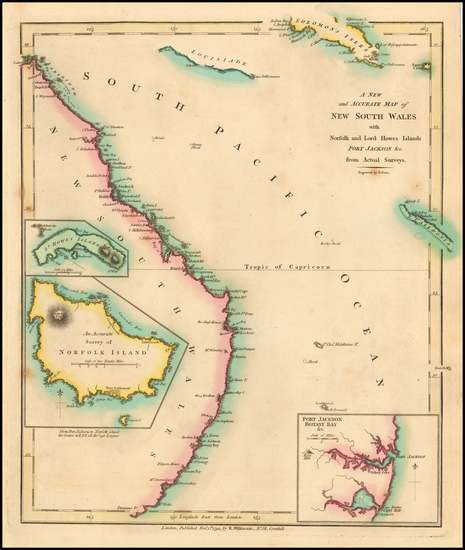2-Australia Map By Robert Wilkinson