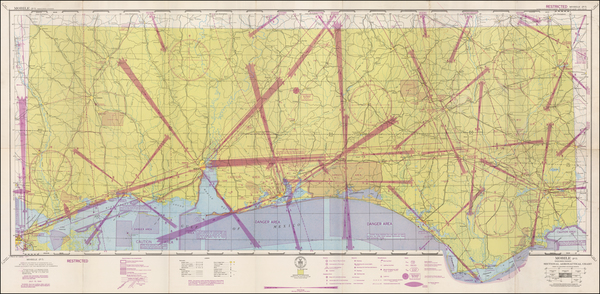 91-Alabama Map By U.S. Coast & Geodetic Survey