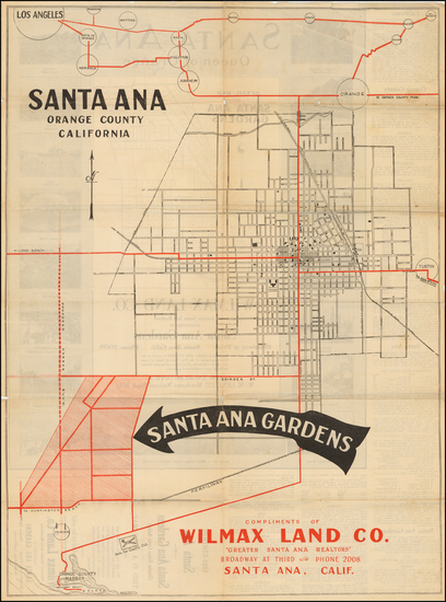 30-Other California Cities Map By