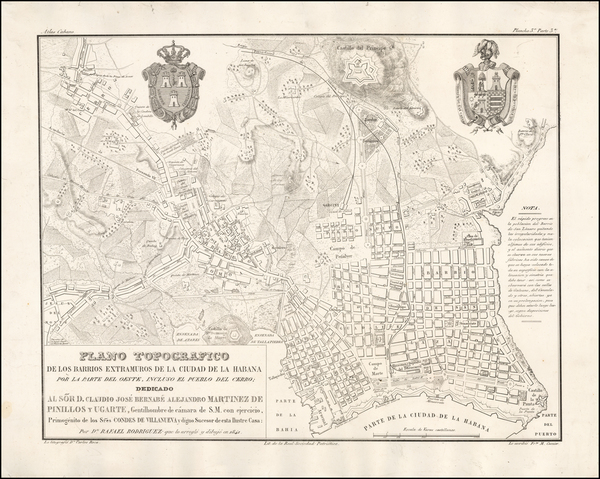 100-Cuba Map By Rafael Rodriguez