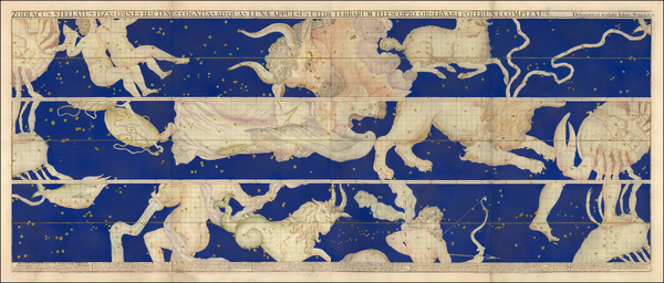 Celestial Maps Map By