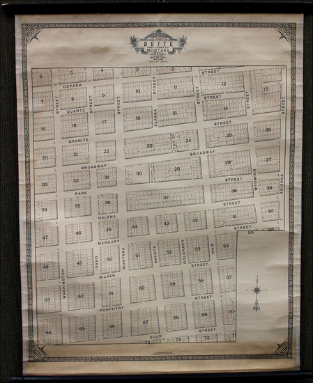 25-Montana Map By Baker & Harper