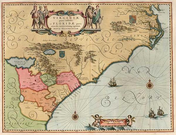 85-Southeast Map By Jan Jansson