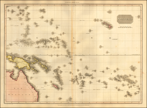 15-Australia, Oceania and Other Pacific Islands Map By John Pinkerton