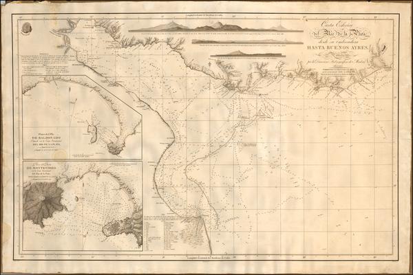22-Argentina Map By Direccion Hidrografica de Madrid