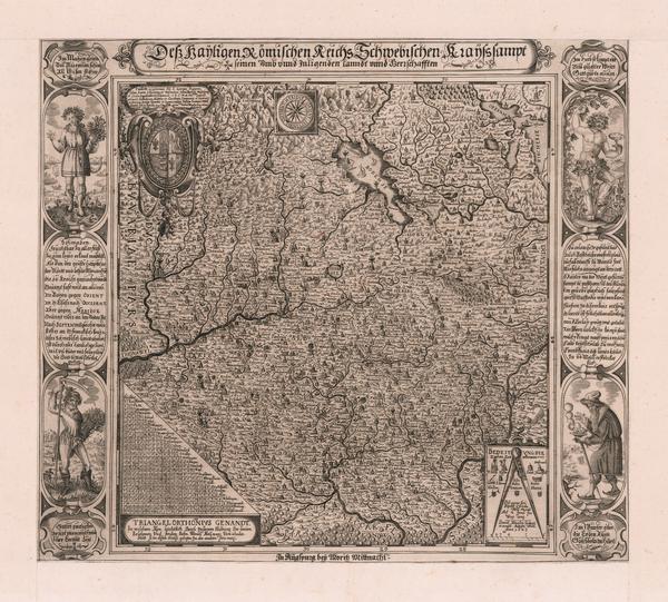 10-Germany Map By Daniel Mannasser