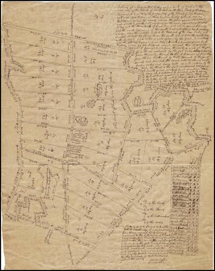 22-Massachusetts Map By William C. Folger / Solomon Coffin / Daniel Allen