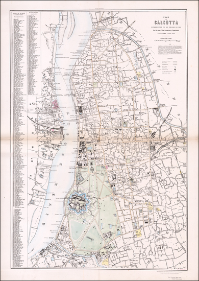 79-India Map By Ralph Smyth