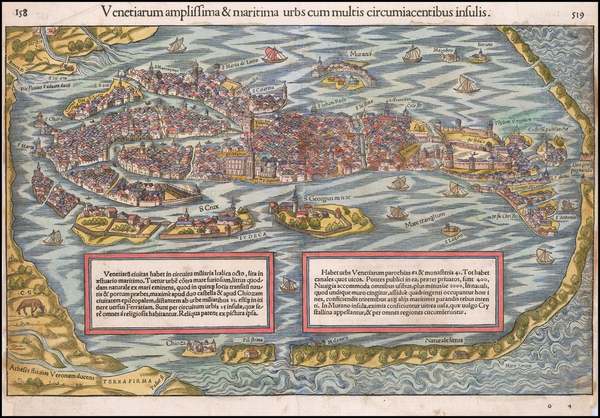 45-Other Italian Cities Map By Sebastian Munster