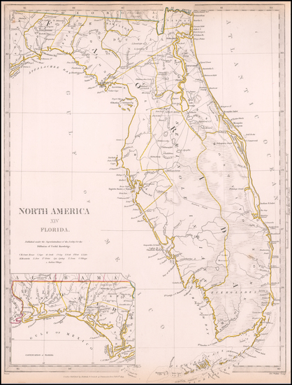98-Florida Map By SDUK