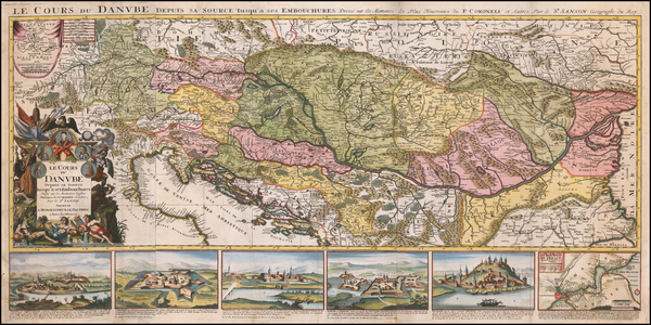 50-Germany, Hungary, Romania, Balkans, Croatia & Slovenia, Bosnia & Herzegovina, Serbia an
