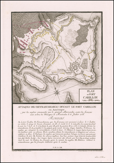 29-New England, Canada and Eastern Canada Map By Lieut Therbu