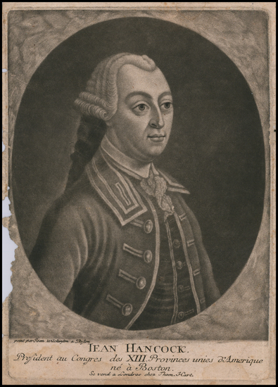 59-Portraits & People and American Revolution Map By John Wilkinson