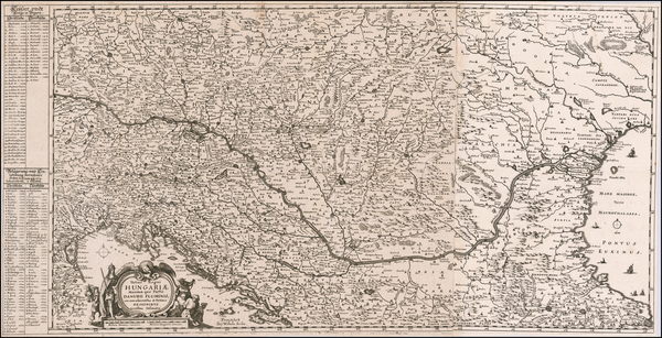 85-Hungary, Romania, Balkans, Croatia & Slovenia, Bosnia & Herzegovina, Serbia, Albania, K