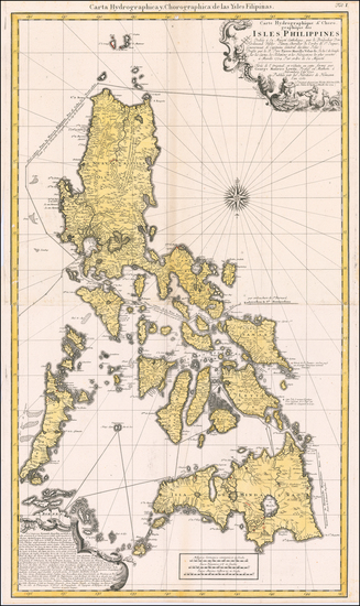 43-Philippines Map By Homann Heirs / George Maurice Lowitz