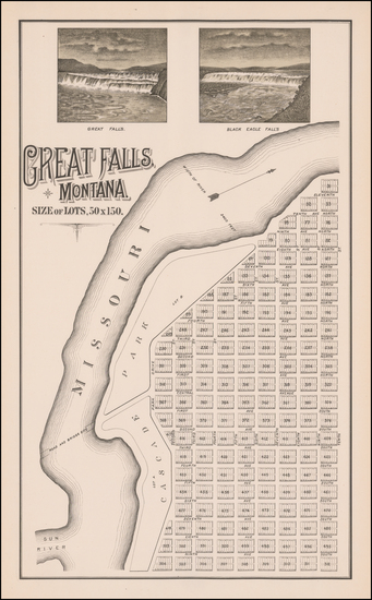 25-Montana Map By Paris Gibson