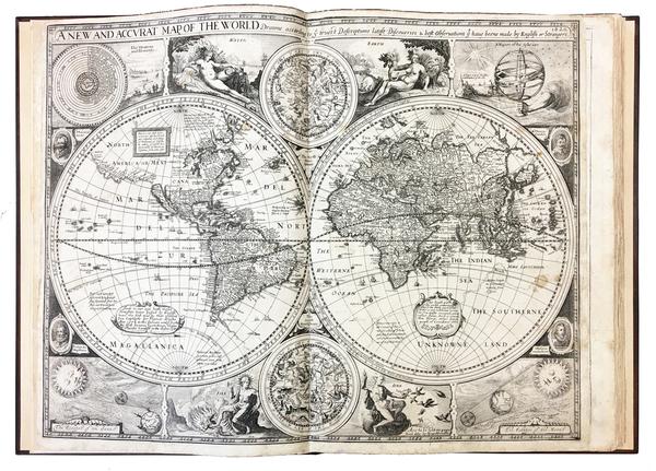 69-Atlases Map By John Speed