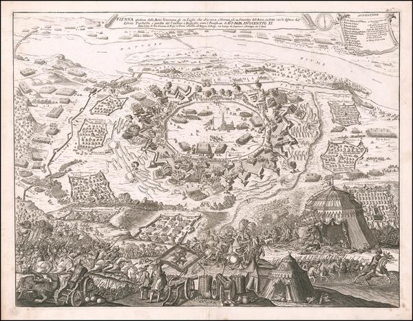2-Austria Map By Giacomo Giovanni Rossi