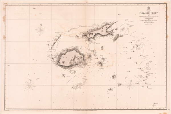 4-Other Pacific Islands Map By British Admiralty