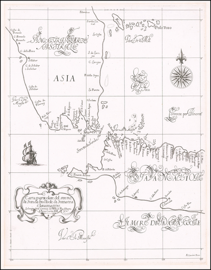 96-Indonesia Map By Robert Dudley