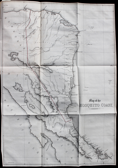 18-Caribbean & Central America and Rare Books Map By Parliamentary Papers