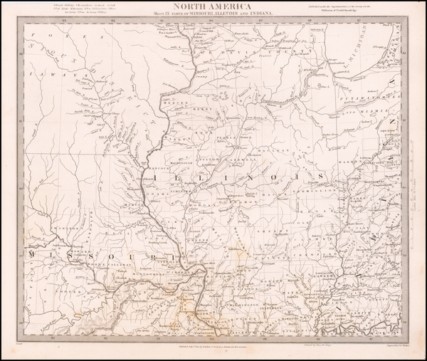 94-South, Alabama, Arkansas, Kentucky, Tennessee and Missouri Map By SDUK