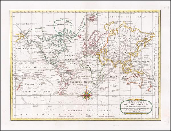 78-World Map By Samuel Dunn