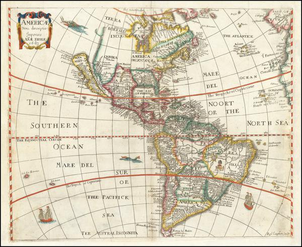 95-America Map By Anna Seile