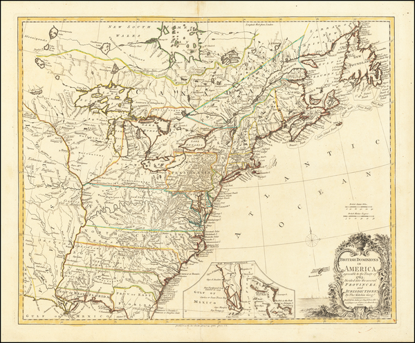 Antique maps of the United States - Barry Lawrence Ruderman ...