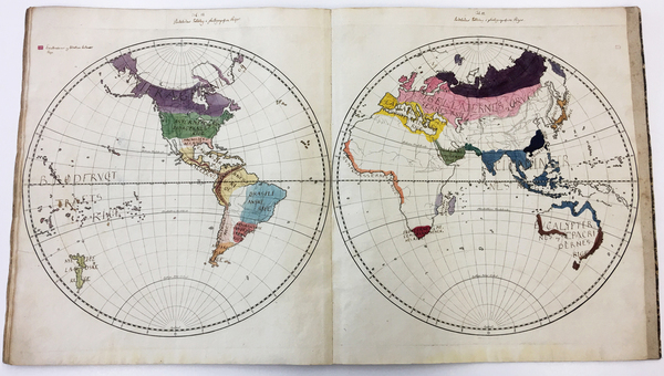 88-Atlases Map By Joakim Frederik Schouw