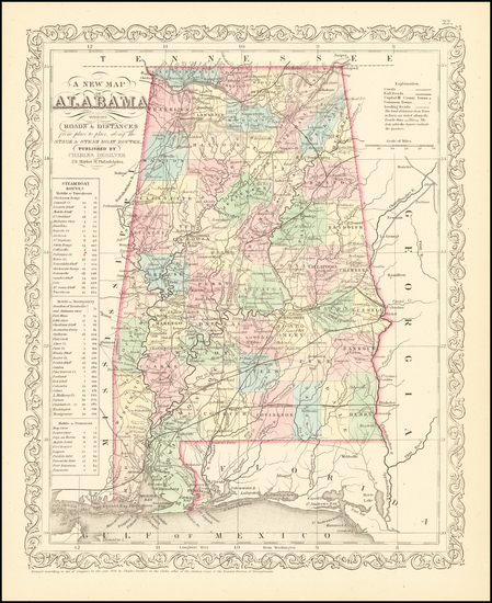 25-Alabama Map By Charles Desilver