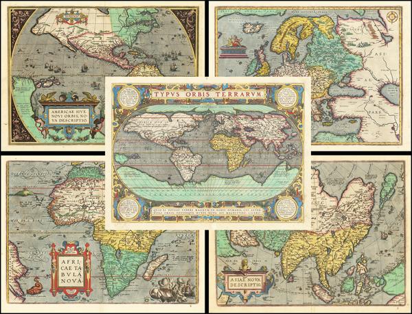 47-World, World, South America, Europe, Europe, Asia, Asia, Africa, Africa and America Map By Abra