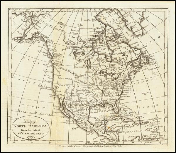 1-North America Map By Thomas Payne