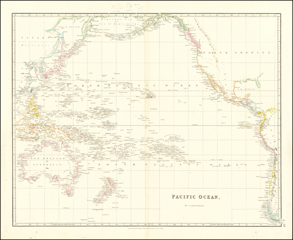 78-Australia & Oceania, Pacific, Australia, Oceania, New Zealand, Hawaii and Other Pacific Isl