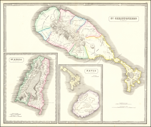 81-Other Islands Map By George Philip & Son