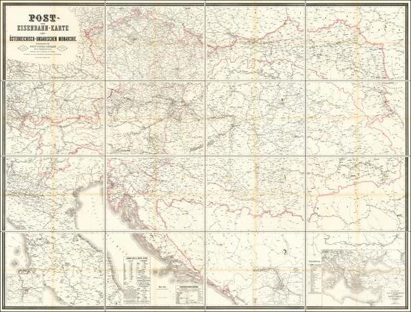 0-Austria Map By Alexander Mayer