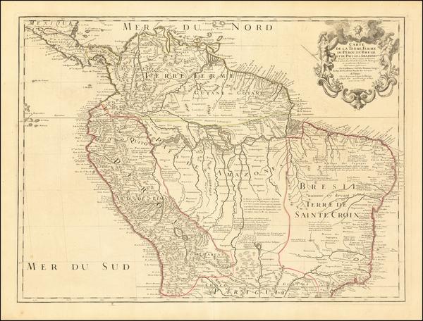 48-Colombia, Brazil, Guianas & Suriname, Paraguay & Bolivia, Peru & Ecuador and Venezu