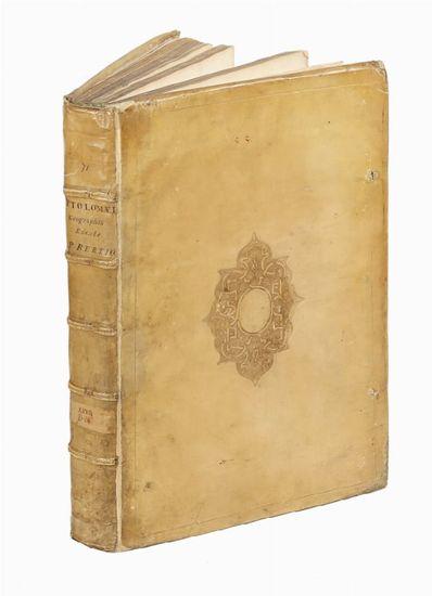 0-Atlases Map By Jodocus Hondius  &  Petrus Bertius