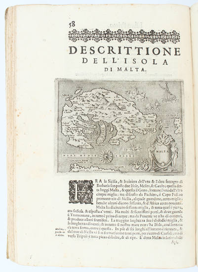 46-Atlases Map By Tomasso Porcacchi