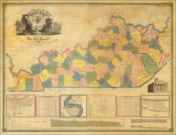 21-Kentucky Map By Luke Munsell