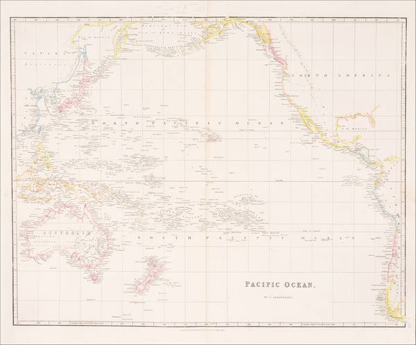 46-Australia & Oceania, Pacific, Australia, Oceania, New Zealand, Hawaii and Other Pacific Isl