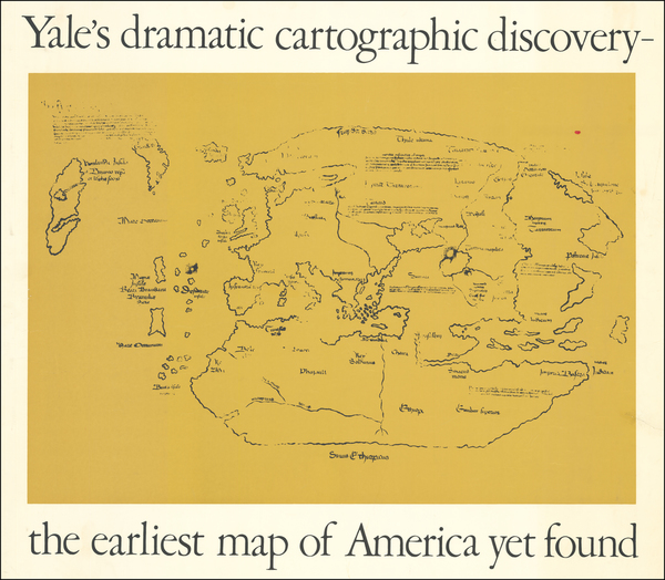 64-World, Pictorial Maps and America Map By