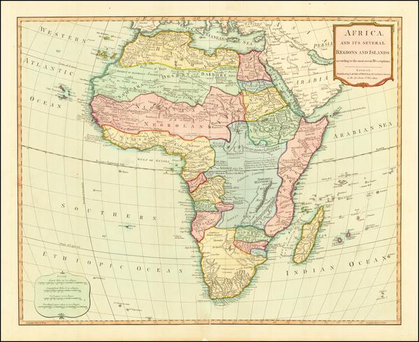 54-Africa Map By Samuel Dunn